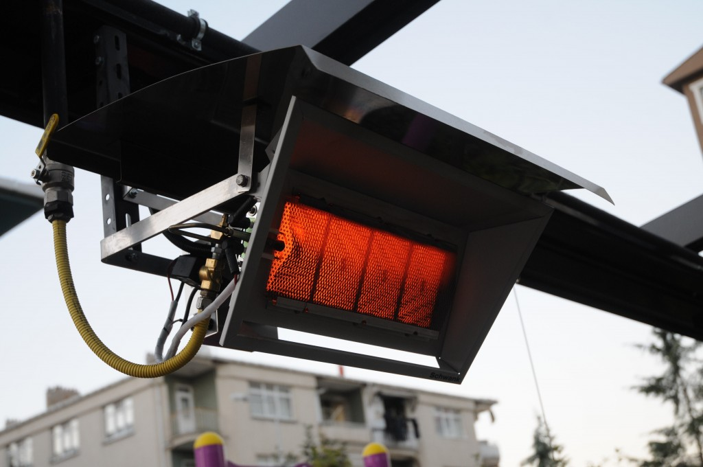 Инфрачервени газови нагреватели Schwank